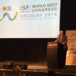 New ISF President Takes the Helm