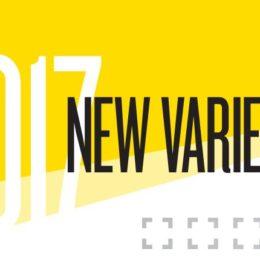 2017 New Varieties