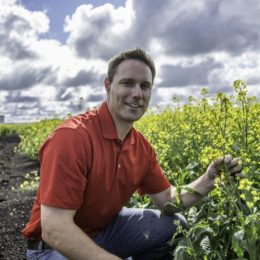 Manitoba Breeder Awarded for Research, Leadership Ability