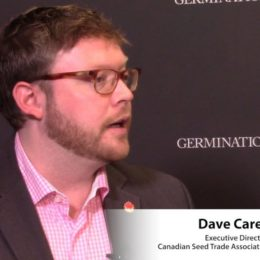 Dave Carey on the Seed Synergy White Paper