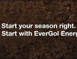 Start your season right. Start with EverGol Energy.